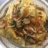 ผัดไทยห่อไข่อร่อยมากจะปรุงก้ำด้ไม่ปรุงก้ได้แต่ต้องใส่มะนาวเพิ่ม