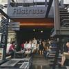 บรรยากาศ Ristr8to ปากซอยนิมมาน ซ.3