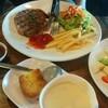 Steak Bar Fast & Easy ปั๊มปตท. ทางเข้าสนามบินนานาชาติ