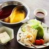 ชุด ชาบู ชาบู เจ (Kagonoya Vegetarian Shabu Shabu)