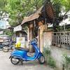 หน้าร้าน ครกไม้ไทยลาว ลาดปลาเค้า