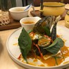 จานนี้สวยยย ปลาทูไซส์ใหญ่ หอมพริกแกงซอสฉู่ฉี่ กินคู่ข้าวสวยอัญชัญร้อนๆ ดีงามมาก