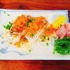 salmon shushi อีกแย้ว😍