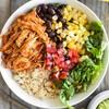 Chicken Kebab Rice Bowl