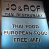 Jo & Aof Bar and Restaurant