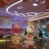 บรรยากาศ Sanrio Hello Kitty House Bangkok สยามสแควร์ วัน