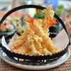 กุ้งเทมปุระ ที่ห้องออาหารญีปุ่น