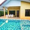 2 BR Villa Private Pool เป็นบ้านพักส่วนตัว พร้อมสระว่ายน้ำส่วนตัว น้ำในสระใสมาก