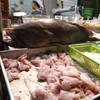 เนื้อปลาชิ้นใหญ่ๆ