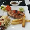 สเต็กปลาแซลมอน 199 ฿