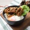 Spicy Miso Pork Bowl