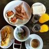 มื้อเช้ามาตรฐาน เทียบกับราคาห้องถือว่าโอเค