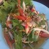 เมนูของร้าน หอยป้ายแดง Phuket