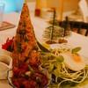 ข้าวคั่วแกงไตปลาหมูหวาน