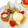 Nutella Stuffed French Toast (215THB)