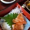 Salmon Sashimi ในชุด