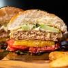 Burgers and Springrolls