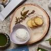 Yakiimo Vanilla Ice Cream