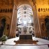 โครงสร้าง Semi-circular arch แบบสไตล์ Romanesque