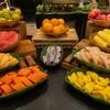 เมนูของร้าน Flavors โรงแรมเรอเนสซองซ์ กรุงเทพฯ