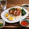 ข้าวคากิ+ไข่