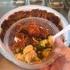 ข้าวร้านข้าวแกง 40 บาท ชื่อร้านข้าวแกงป้ามาลี แนะนำต้องกินผัดเผ็ดปลาดุกกรอบ
