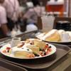 Pancake With Strawberry& Hollys Pancake