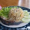 ข้าวผัดปลาทู อุดมด้วยสมุนไพรไทย