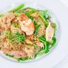 อาหารจาน Signature สำหรับคนที่ชอบทานหมี่ผัดผักกะเฉด ความอร่อยอยู่ที่ผักกะเฉดยอดอ