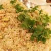 ไม่แห้งจนเกินไป เนื้อปูมาเน้นๆ รสชาติของปูมาเต็มคำ