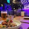 สปาเก็ตตี้เบคอนกระเทียมผัดพริกแห้ง • รสชาติสไตล์อิตาเลียน ผัดกำลังดี ทานคู่กับเบียร์เย็นๆ ได้ฟิลสุดๆ ที่ ร้านอาหาร Happy trees Bistro&bar