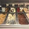 ตัวอย่างไอศกรีมที่มีให้เลือก