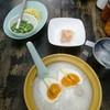 โจ๊กหมูไข่เค็ม