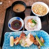 Lunch Teppan Kaiseki ที่ ร้านอาหาร 山里 Yamazato  โรงแรม ดิ โอกุระ เพรสทีจ กรุงเทพฯ