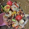 เกาเหลาหอยแครงกุ้งสด