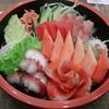 sashimi ที่นี่ สด สะอาด ละมุน รสแท้จากธรรมชาติ มาทีไรก็ไม่เคยผิดหวัง