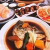 เมนูหัวปลาน้ำเข้มข้นมาก ขิงก็ทานได้ไม่แข็งน่าจะเคี้ยวจนเข้าเนื้อ ปลาเนื้อนิ่มมาก