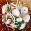 กวงลูกชิ้นปลา หนึ่งในชะอำ เพชรบุรี