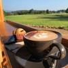 กาแฟร้อนจากเมล็ดกาแฟออแกนิก Single origin จากแหล่งห้วยไม้ดำ แม่ฮ่องสอน
