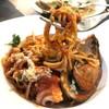 Spagetthi seafood Arrabiata
