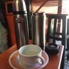 อีกวันที่ดื่ม มะนาวร้อน เครื่องดื่มร้อนใส่กระติก มีชาและกาแฟ ร้อนครับ