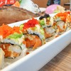 สูตรเชฟดุ่ยจะมีเทมปุระกุ้ง ครีมชีส ปลาไหล แต่เราไม่กินปลาไหล เลยขอเปลี่ยนเป็นแซล