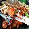ตำปูม้า+กุ้งสด+หอยแครง