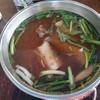 ปลากระบอกเนื้อแน่น ซดน้ำรสเปรี้ยวอมหวาน อร่อยชื่นใจมาก
