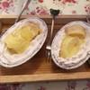 ขนมเค้กทุเรียน หอม อร่อย