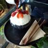 Strawberry Cheesecake Bingsu