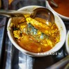 แกงไตปลา เนื้อปลาเเน่นให้จนเต็มถ้วย น้ำยาไตปลาเข้มข้น ร้อนแรง อร่อยดีทีเดียว