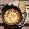 Egg & Tomato Fondue