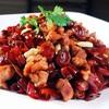 รสชาติจัดจ้านมาก ใส่หม่าล่ากับพริกแห้งจากจีน ผัดแห้งๆอร่อยคะ