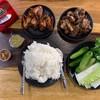 มื้อค่ำ พาน-กอ-จ๊าน Dinner at Korjarn